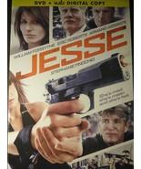 JESSE DVD, 2014 + vudu DIGITAL COPY Brand New Sealed - $1.95