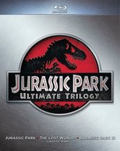 Jurassic Park Collection Trilogy (Blu-ray Disc, 2011, 3-Disc Set)