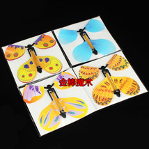 30pcs Magic Toys Hand Transformation Fly Butterfly Magic Tricks Props Fu... - $25.80