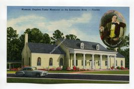 Museum Stephen Foster Memorial on the Suwannee River Florida - $0.99