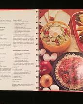 Vintage 1972 Betty Crocker's Dinner for Two Cookbook- hardcover image 5