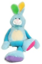 "Kelly Toy Easter Bunny 41"" Jumbo Plush Rabbit Rainbow Spring Pastels Stu... - $45.77"