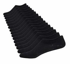 SIXDAYSOX Men's No Show Odor-Resistant Non Slip Socks Low Cut Ankle Sock... - $23.91