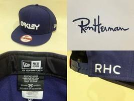 OAKLEY Ron Herman New Era RHC CAP Navy Rare - $578.22
