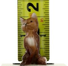 Hagen Renaker Miniature Fox Papa Ceramic Figurine image 2