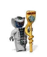 Lego Ninjago Rattla Minifigure - $24.00