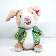 Hallmark Animated Easter Bunny Plays Jelly Bean Macarena Song Dances Wat... - $24.99