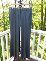 EXPRESS DESIGN STUDIO DRESS PANTS SIZE: 10 Color: Gray Pre-owned!!  - $34.65