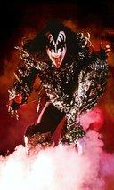 "KISS Gene Simmons ""Fire Demon"" Custom ""24 x 39.34"" Inch Poster - Rock Band  - $60.00"