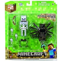 Minecraft Overworld - Spider Jockey Pack Fully ... - $23.33