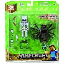Minecraft Overworld - Spider Jockey Pack Fully ... - $24.00