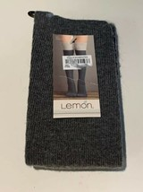 Lemon Cashmere Tweed Over the Knee Socks Flannel Gray - $19.59