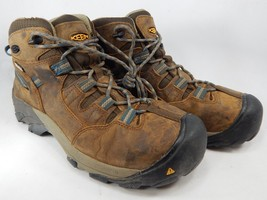 Keen Detroit Mid Top Size: 9 M (D) EU 42 Men's WP Steel Toe Work Boots 1... - $67.47 CAD