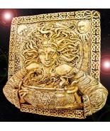 HAUNTED 17000X WALL CAULDRON GODDESS TRANSFORM & REBIRTH MAGICK MAGNIFIC... - $999.77