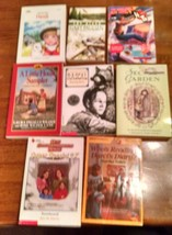 Lot of 8 Children's Books: Secret Garden, Heidi, Rascal, Laura Ingalls W... - $9.50