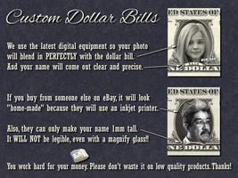 FRANK SINATRA on a REAL Dollar Bill Rat Pack Cash Money Collectible Memorabilia image 2