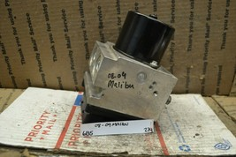 08-09 Chevrolet Malibu ABS Pump Control OEM 25928254 Module 274-6b5 - $47.99