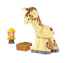 Fisher-Price CMP30 Little People Giraffe Baby Toy-New - $24.55
