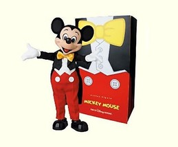 Tuxedo Mickey by Medicom Toy Tokyo Disney Land Limited Edition Action Fi... - $1,824.24