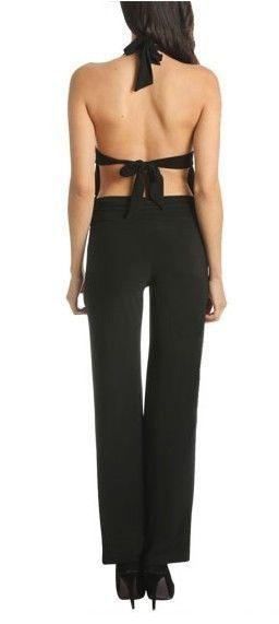 Sassy Jumpsuit Black color ( size XS, S, M,  )