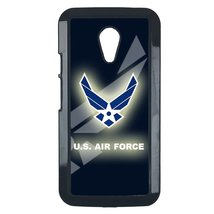 Air Force Motorola Moto E case Customized premium plastic phone case, de... - $11.87