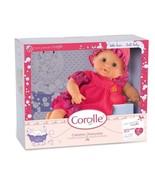 "COROLLE MON PREMIER BEBE BATH RASPBERRY Baby Doll (12"") DMN16-0 - $39.19"