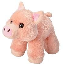 Wild Republic Pig Plush, Stuffed Animal, Plush Toy, Gifts for Kids, Hug'... - $14.37