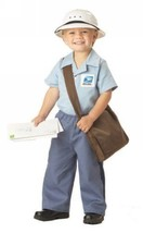 California Costumes US Mail Carrier Mr Postman Toddler Halloween Costume... - $29.29