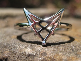 Haunted Planetary Power Ring Harness the power of the Universe Magickal - $77.77