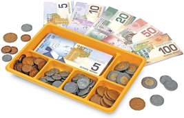 Learning Resources Canadian Currency-X-Change - $57.47