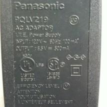 Panasonic PQLV219 AC Power Adapter Charger 6.5V 500mA - $7.67