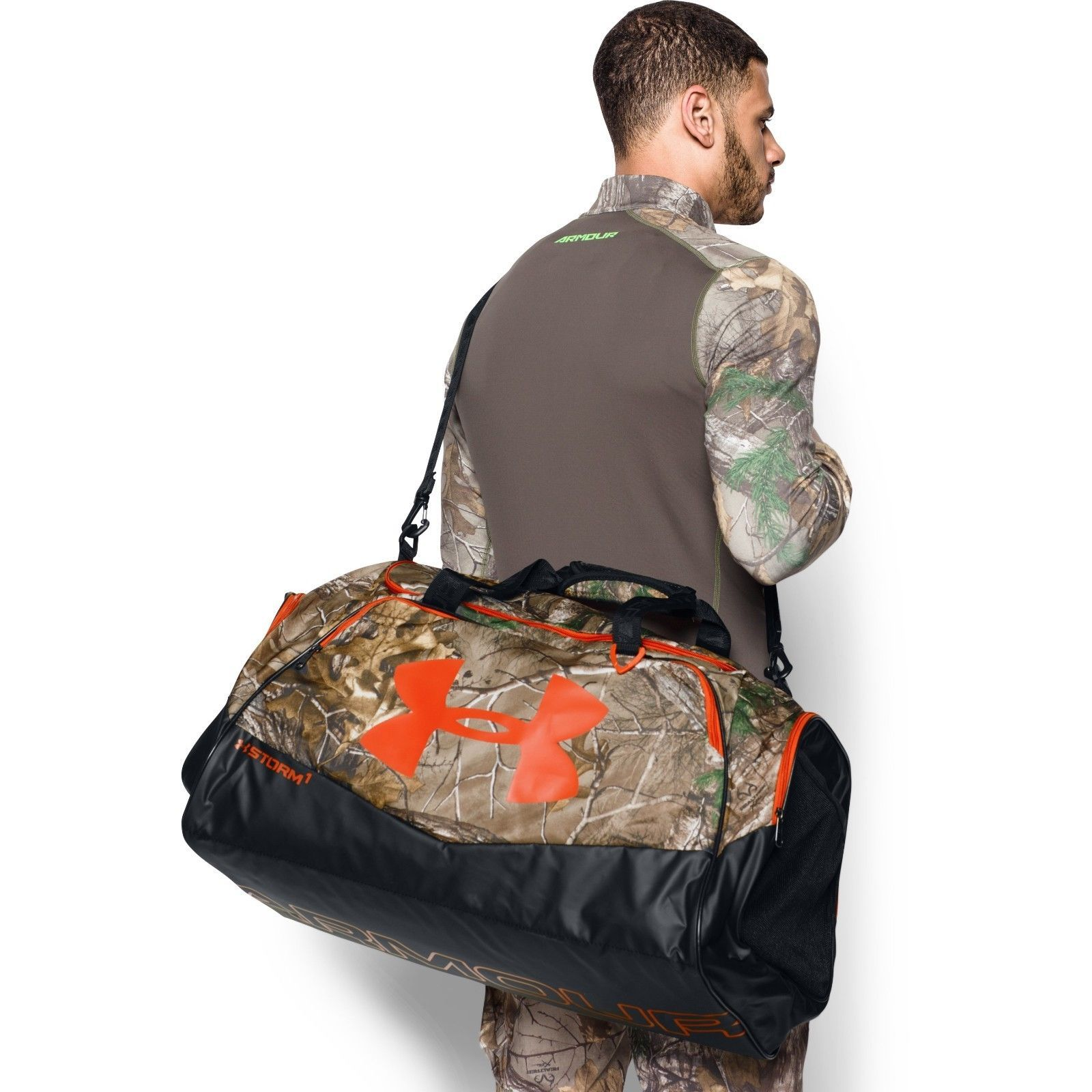 ccd261e0ac Under Armour Storm Camo Undeniable LG Duffle and 50 similar items. 57