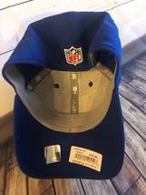 NWT- New Era New York Giants Royal Sideline Tech 39THIRTY Flex Hat $30.00 MSRP!! image 2