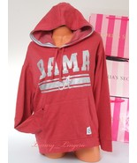 PINK VS 5th & Ocean Collegiate Collection Bama Alabama Hooded Sweet Jack... - $47.99