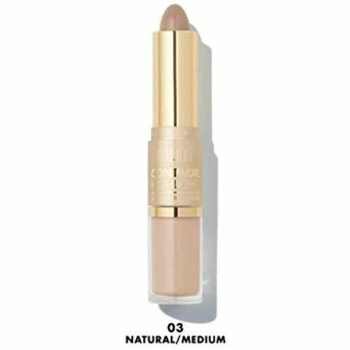 Milani Contour & Highlight Cream & Liquid Duo (Natural/Medium) - $7.52