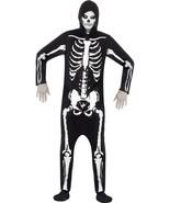 Unisex Skeleton Costume, Large - $36.38
