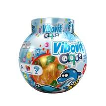 Vibovit KIDS Multi vitamins AQUA creature Shapes Jelly 50 Gummy children... - $15.50