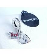 Pandora Disney Parks Exclusive Minnie Mouse Mom Charm AUTHENTIC  NWT WIT... - $25.67