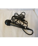 Handheld Standard Microphone Wired Black Sound Audio Music Electronics - $121.36