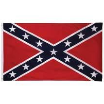 5' x 3' Confederate Rebel Flag - New - $12.99