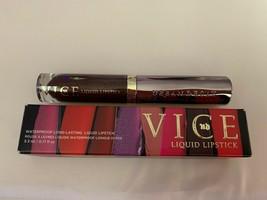 NWB Urban Decay Conspiracy Liquid Vice Lipstick 0.17 fl oz - $13.00