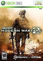 Xbox 360 : Call of Duty Modern Warfare 2 VideoGames - $5.41