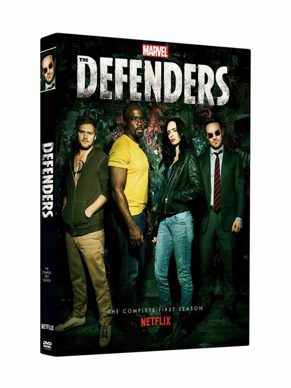 The Defenders The Complete First Season 1 One DVD Box Set 2 Disc Free Shipping