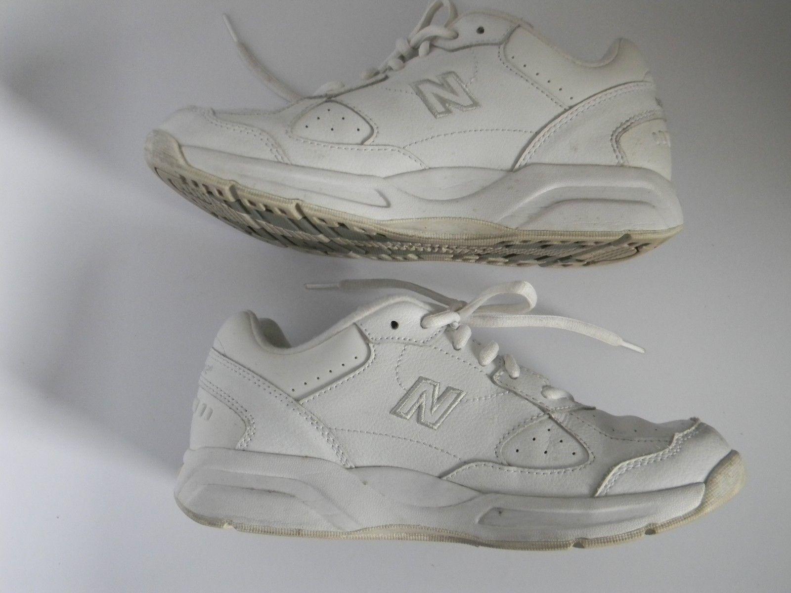 Womens New Balance Achieve White Walking Shoes Size 7.5 B Medium WW574WT