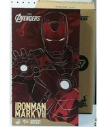 Hot Toys DICAST Movie Masterpiece Avengers Iron Man Mark 7 VII - $681.12
