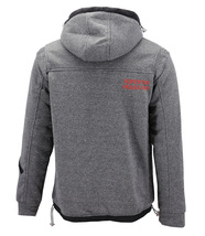 Boys Juniors Athletic Hoodie Sherpa Lined Kids Toddler Sweater Zipper Jacket image 9