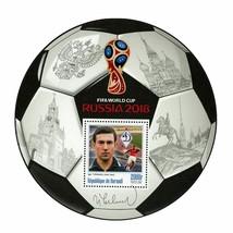 Burundi FIFA World Cup Russia 2018 Soccer Player Igor Tchislenko Sport S... - $16.32