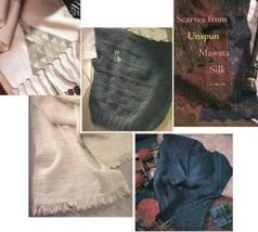 Spin-off magazine summer 1994: qiviut silk blouse, angora scarf, mawata scarf  + - $24.70