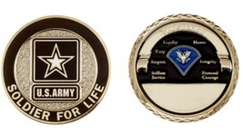 Challenge Coin Army Rank Specialist Coin - $18.52