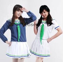 Kuroko's Basket Ball SEIRIN Team Aida Riko trainer Cosplay Costume - $65.00